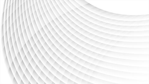 Grey wavy lines pattern abstract video animation Animation