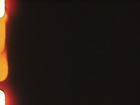 8mm black film 1 Footage