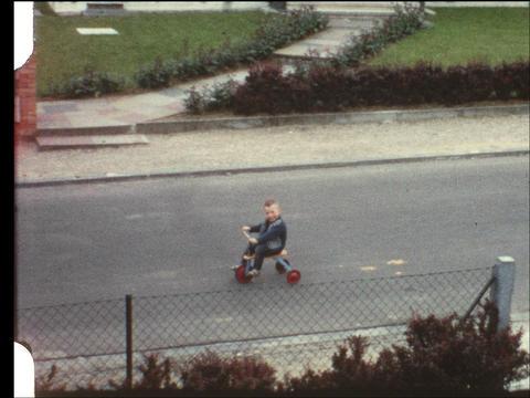 Boy on trike 2 Live Action