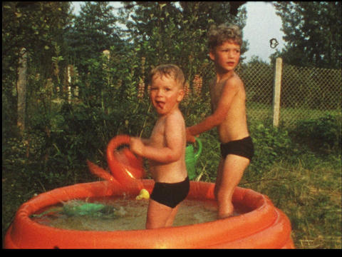 Boys in pool 3 Live Action