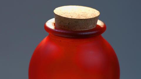 Round jar Footage