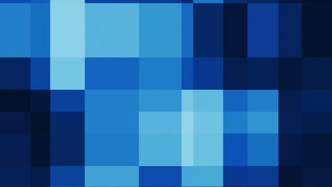 Blue Blocks Animation