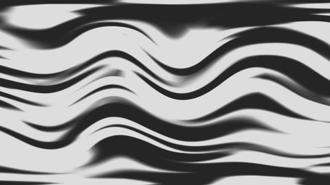 Metallic Waves Stock Video Footage