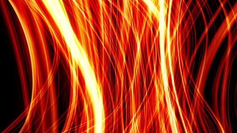 Coronal Curves Stock Video Footage