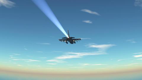 ジェット戦闘機 Stock Video Footage