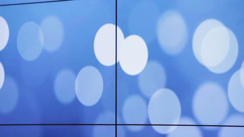 blur blue Stock Video Footage