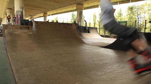 skate 08 Stock Video Footage