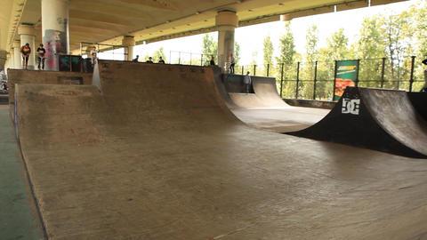 skate 08 Footage