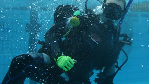 underwater 03 Stock Video Footage