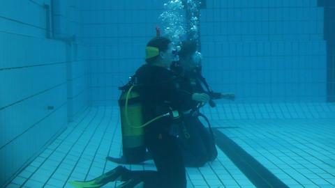 underwater 05 Stock Video Footage