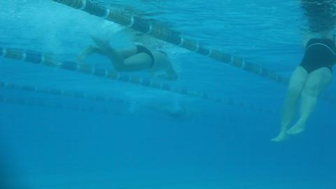 underwater 07 Stock Video Footage