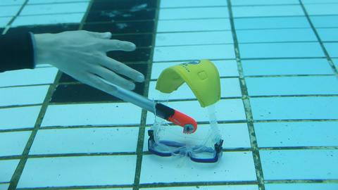 underwater 09 Stock Video Footage