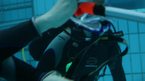 underwater 09 Stock Video Footage