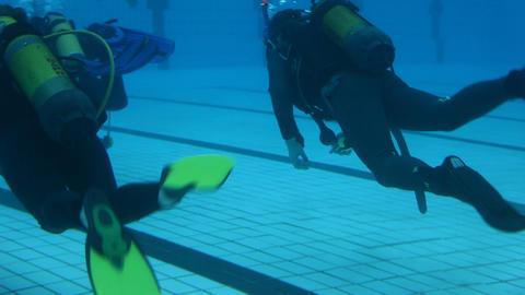 underwater 17 Footage