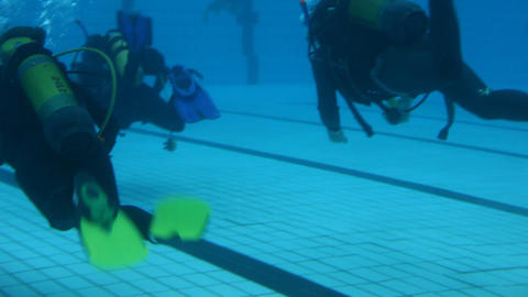 underwater 17 Stock Video Footage