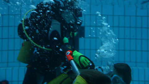 underwater 19 Stock Video Footage