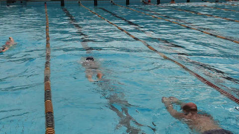 pool 02 Footage
