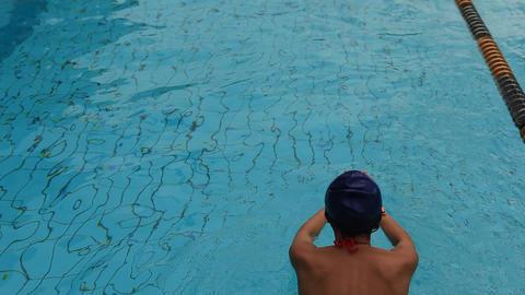 pool 04 Stock Video Footage