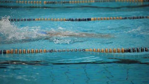pool 13 Stock Video Footage