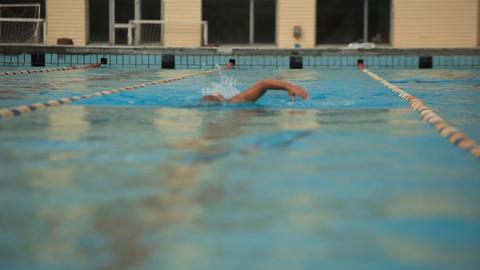 pool 30 Stock Video Footage