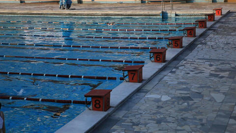 pool 37 Footage