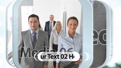 Elegant Slides Promo - After Effects Template After Effects Template