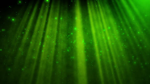 Flickering Particles, random motion of particles, Loop Stock Video Footage