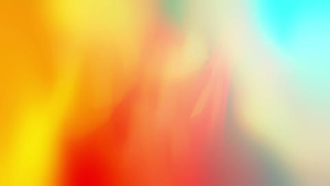 Cozy - Colorful Bright Abstract Video Background Loop Animation
