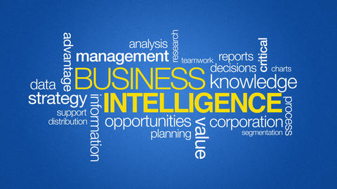 Business Intelligence Animation
