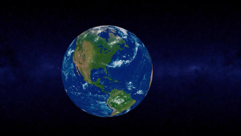 earth 1 Stock Video Footage