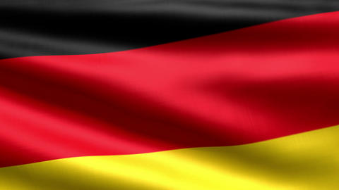 German flag Animation