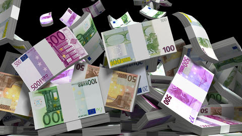 making money (euro money version) Animation