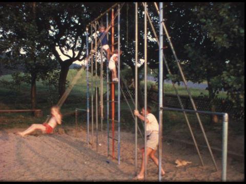 Children climbing 1 Live Action