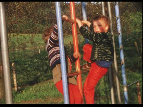 Children climbing 2 Live Action