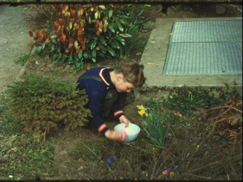 Easter eggs 3 影片素材