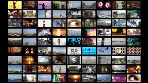 Multimedia Wall Image