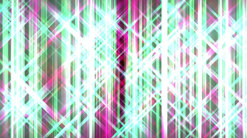 Magical Lights Stars Glowing Shifting Spinning Shifting Motion Background Loop Animation