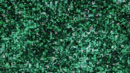 Green Blocks Animation