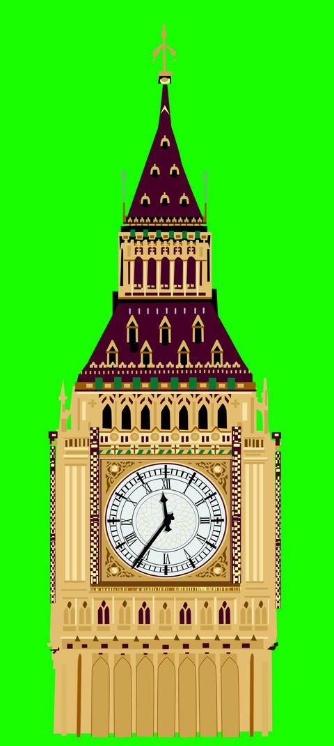 Big Ben Animation