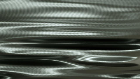 metallic texture material waves and ripples Animation