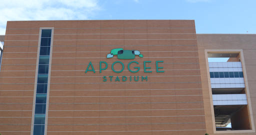Apogee Stadium University of North Texas Live Action