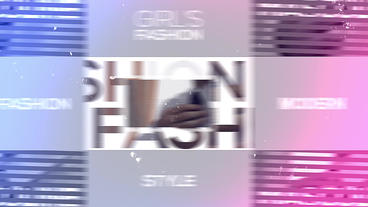 Fashion Slide After Effects Template