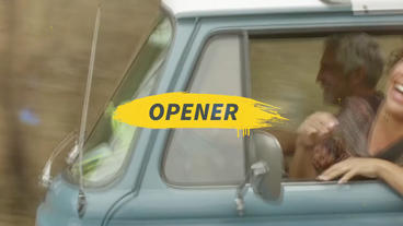 Positive Opener Premiere Pro Template