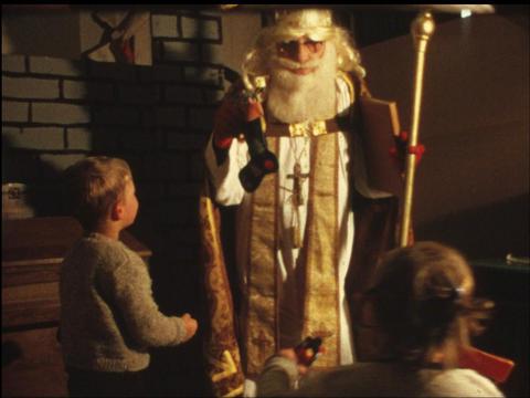 Santa Claus 1 Footage