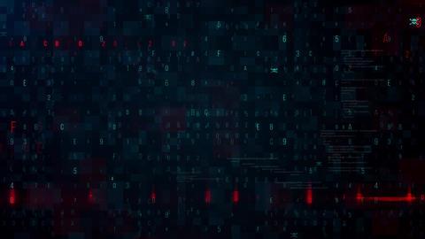 Digital Technology Background Animation Image