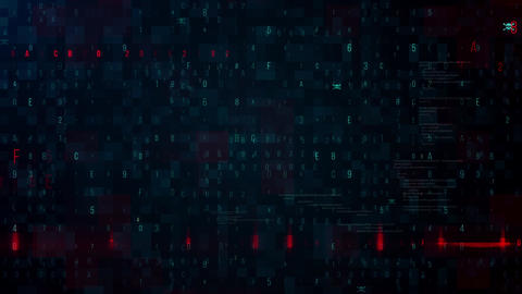 Digital Technology Background Animation GIF