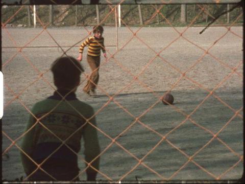 Soccer penalty 4 Footage