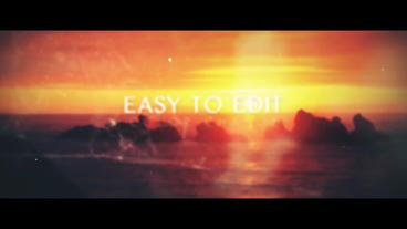 Impressive Slideshow After Effects Project