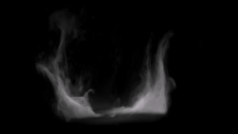 Design Elements Cauldron Smoke 11 Animation