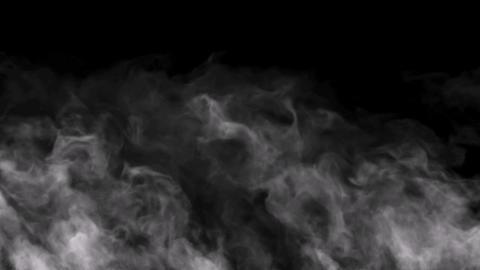 Design Elements Frontal Smoke Wave 7 Animation